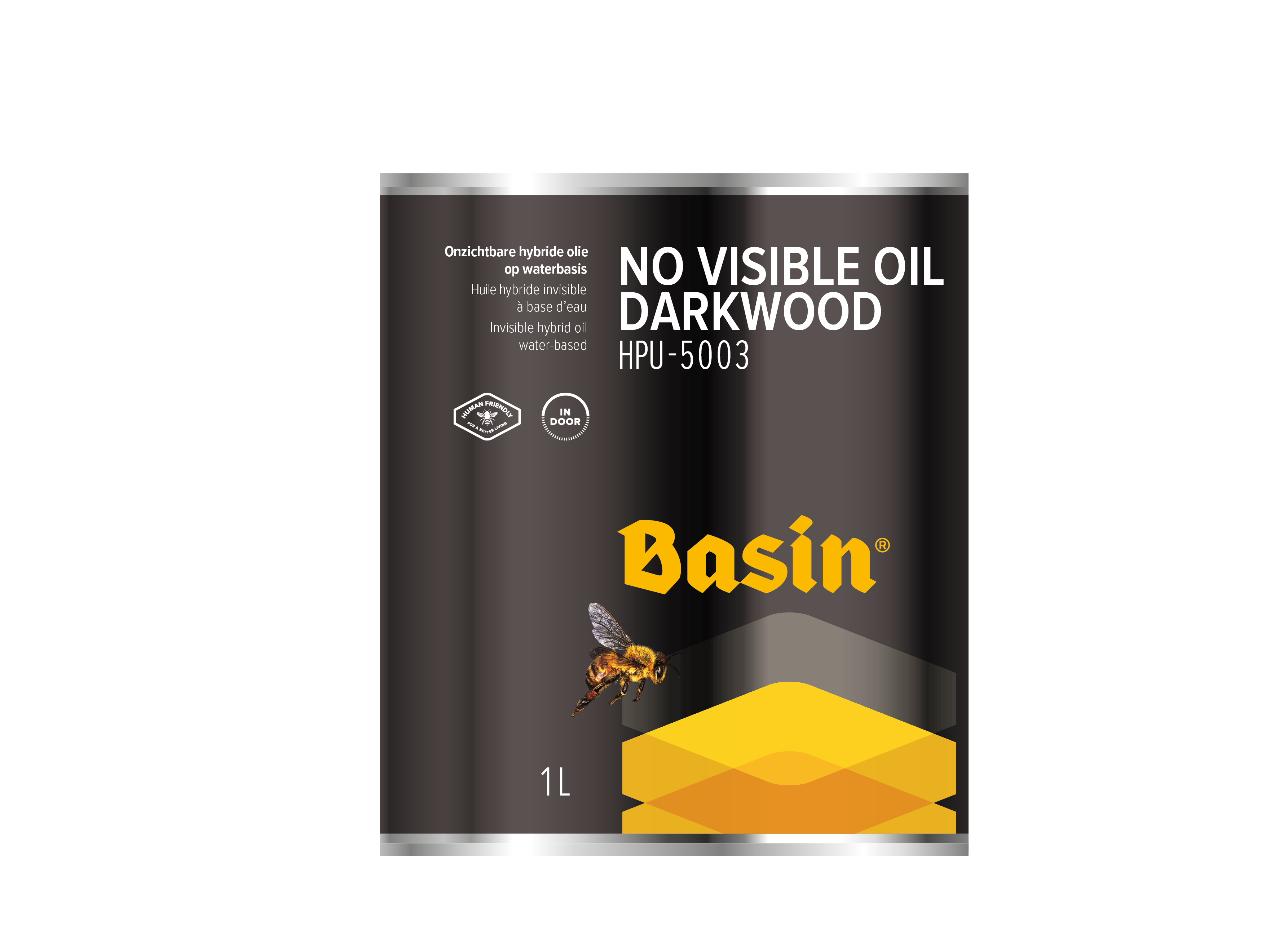 no visible oil darkwood